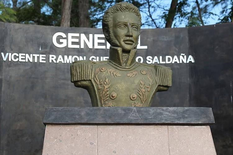 Celebran En Madero Aniversario Luctuoso Del General Vicente Guerrero