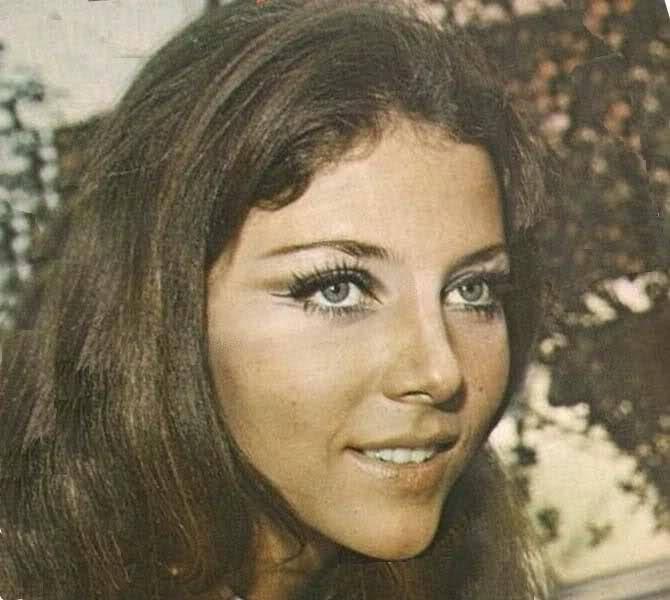 Verónica Castro era como una muñeca de porcelana