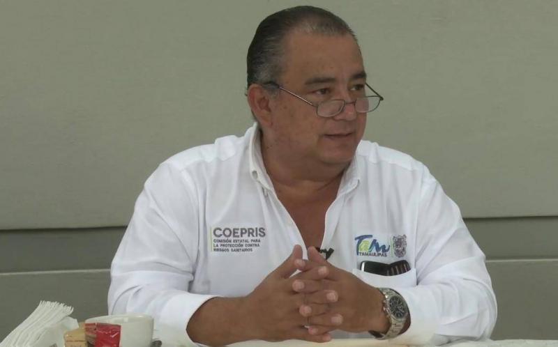 Fallece comisionado de coepris