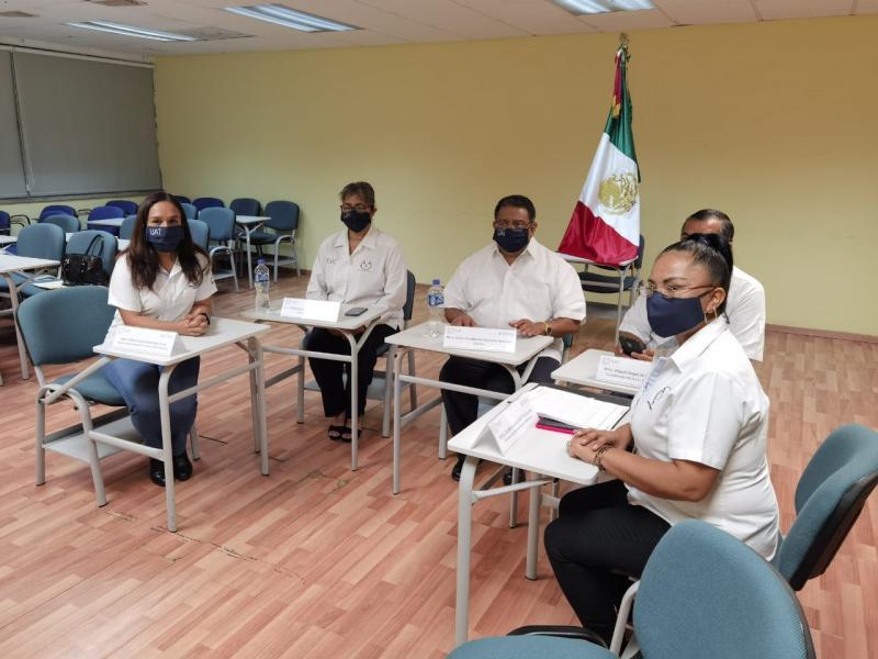 Impulsa UAT proyecto colaborativo internacional en Trabajo Social